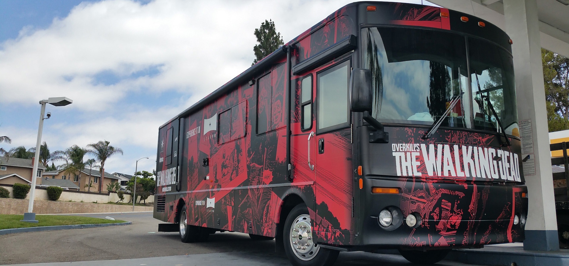 We're Taking the OVERKILL's The Walking Dead VR-experience on the Road!