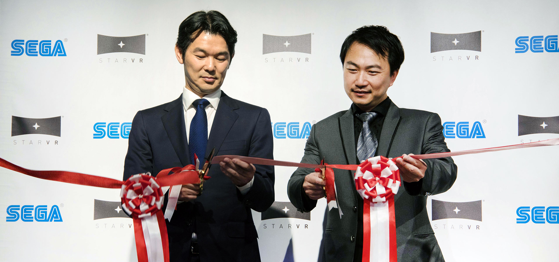 SEGA Entertainment and StarVR Introduce Premium VR Arcade Experiences to Japan