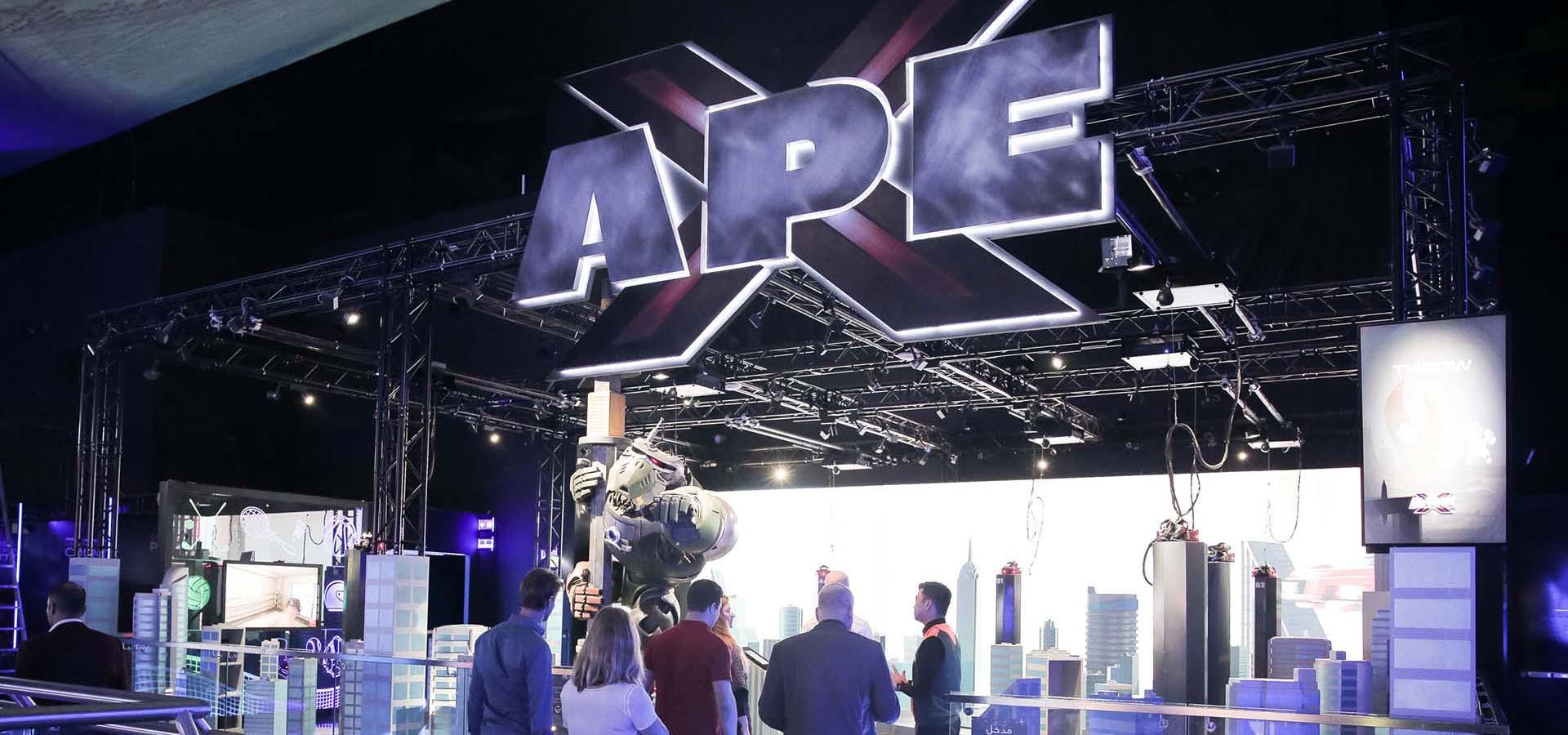 StarVR Powers Emaar Entertainment's VR Park in Dubai
