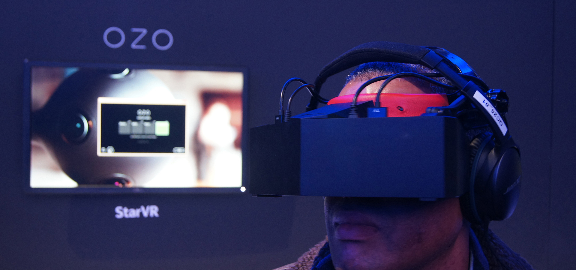 StarVR Supported Nokia's MAKING VIRTUAL REALITY OZO Launch Event
