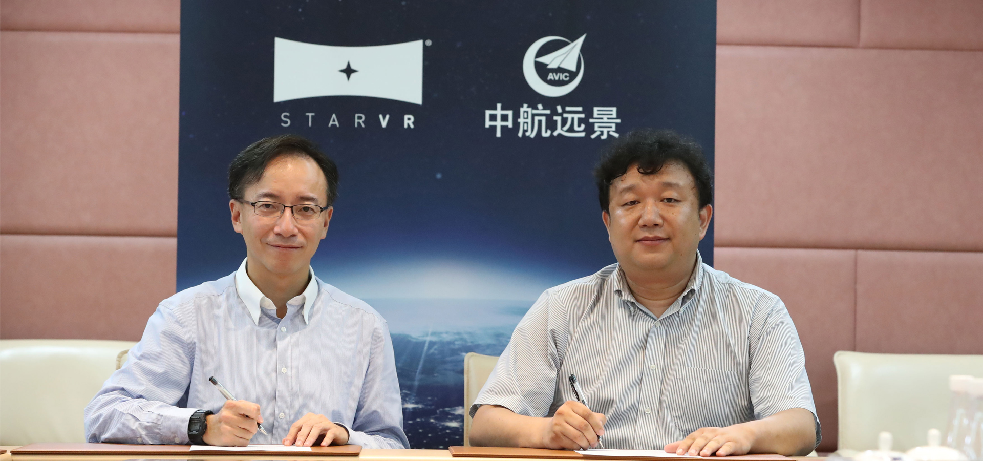 StarVR Forges Powerful Alliances in the Asia Pacific Region to Further the Adoption of Premium VR in Aviation and Aerospace